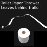 Toilet Paper jeter
