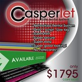 CasperLet Elite Networked Rental System