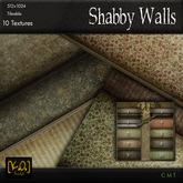 [K.O.] - Shabby Walls - 10 Textures