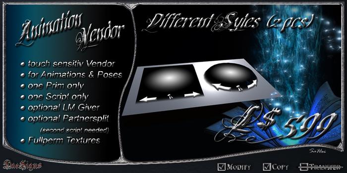 *DS* Animation Vendor (box)