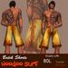Batik shorts by Hoodoo Surf