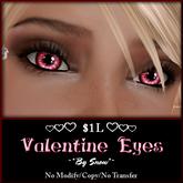 ~*By Snow*~ Valentine Eyes
