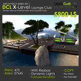 New!! DCL X-Level Lounge Club - Special OFFER!