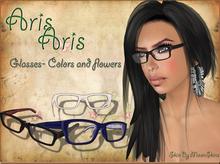 ***Arisaris Glasses Colors and Flowers new Promo Promotion