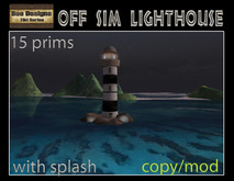 Off Sim Old lighthouse