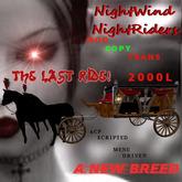 The Last Ride Hearse