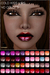 .:Glamorize:. Cold Kiss Lips Fatpack - 40 Colors