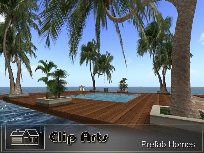 Deck Beach SR