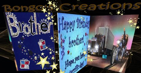 Wondrous Second Life Marketplace Bc Musical Happy Birthday Brother V1 Personalised Birthday Cards Rectzonderlifede