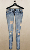 (TokiD) jeans sorry mom (blue wash)