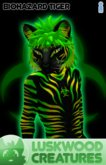 Luskwood Biohazard Tiger Avatar  - (Complete Male Furry Avatar)