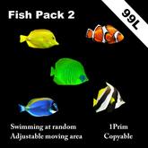 Fish Pack2 Tropical Fish
