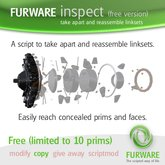 FURWARE inspect (free version) - Take apart and reassemble linksets