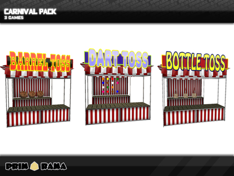 Carnival Game Pack ™