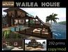 24 HOURS PROMO 1850 OFF!! Wailea Tiki House - tropical house