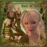 Mereana Female Elf Avatar