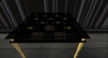 FREE! Glass Spiral Table (31 prims)