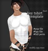Template T Shirt for Men-  targa & psp file- Full Perm 1.2