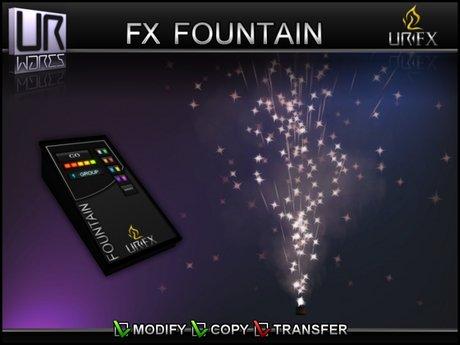 [URW] FX FOUNTAIN