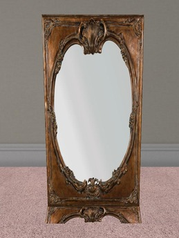 Working Mirror Baroque