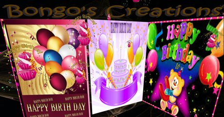 Magnificent Second Life Marketplace Bc Musical Happy Birthday V20 Inside Personalised Birthday Cards Epsylily Jamesorg
