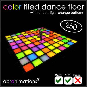 Disco Dance Floor by Abranimations