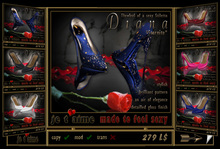 Earn up to 60% commission with Je taime Catalogue Vendor L6 Sexy Pumps Stiletto *Diana*
