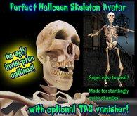 Perfect Skeleton Avatar