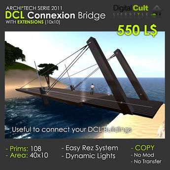 *** DCL Connexion Bridge with extensions