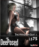 [DP] The Window Seat 1 by DeePosed