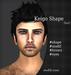 [BND]Keigo Shape Male avatar Shape Promo/Sale