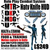 <MTR> Natv Knife HUD
