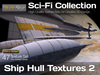 Studio Skye Sci-Fi Textures - 47 Ship Hull Textures Pack 2 - White Hull
