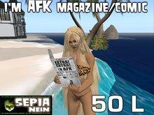 I'mAFKmagazine w/animation(&bonusPack Mags)[set1]