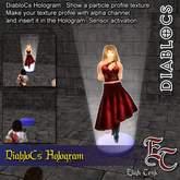 DIABLOCS Hologramm BOX