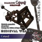 DIABLOCS Catapult BOX