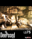 [DP] The Bed's Too Big Without You 8 by DeePosed