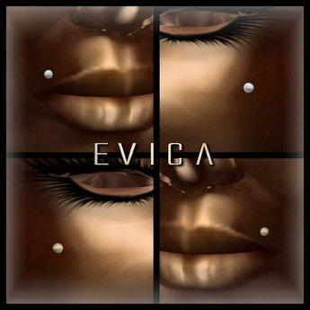 EVICA - Marilyn Cheek & Lip Piercings