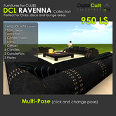 *** DCL Ravenna Collection - High quality furnitures for clubs and entertainment areas
