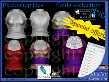 Photoshop folds 10 New special offert