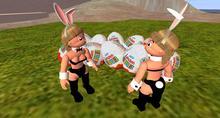 tiny ioumane easter bunny