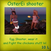 OsterEi Shooter [Box]