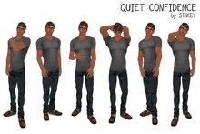 STAKEY - Quiet Confidence