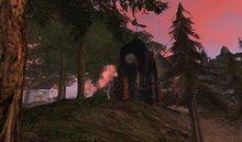 Gothic Clocktower by Self Gothly (no mod)