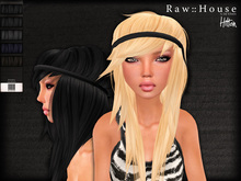 RAW HOUSE :: Hilton Hair [Blacks]
