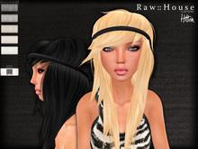 RAW HOUSE :: Hilton Hair [Whites]