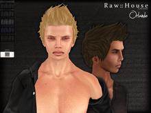 RAW HOUSE :: Orlando Hair [Blacks]