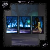 NuTec: Fae Whispers Wall Art
