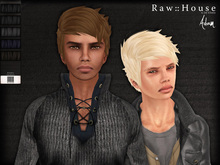 RAW HOUSE :: Adam Hair [Blacks]