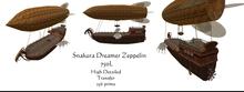 Snakura Dreamer Zeppelin boxed